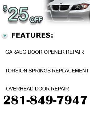 Garage Door Houston Tx Overhead Spring Replacement